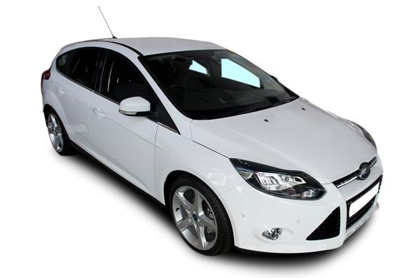 Ford Focus EcoBoost Zetec