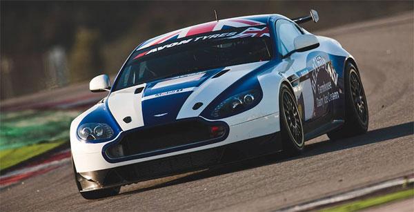 Aston Martin 16 Vantage-based GTE