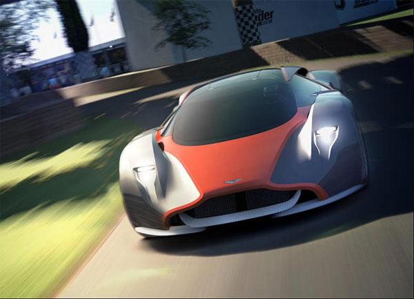 Aston Martin DP-100 Vision Gran Turismo