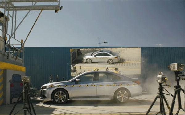 Subaru's EyeSight technology