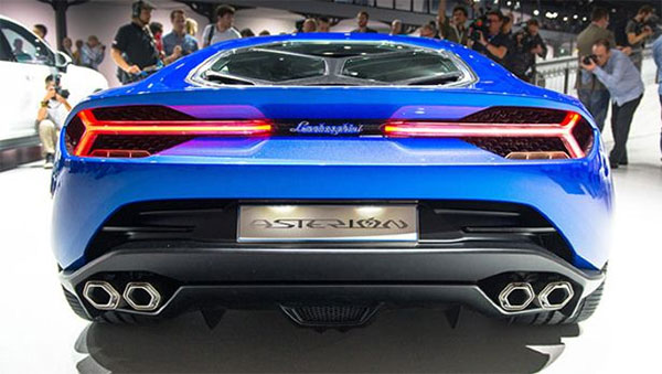 Lamborghini Asterion Hybrid Is An Elegant And Tailored 970hp Beast