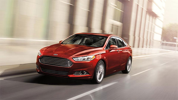 2014 Ford Fusion 2.0L Ecoboost