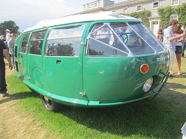Dymaxion cars
