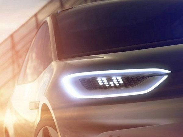 Volkswagen EV Concept