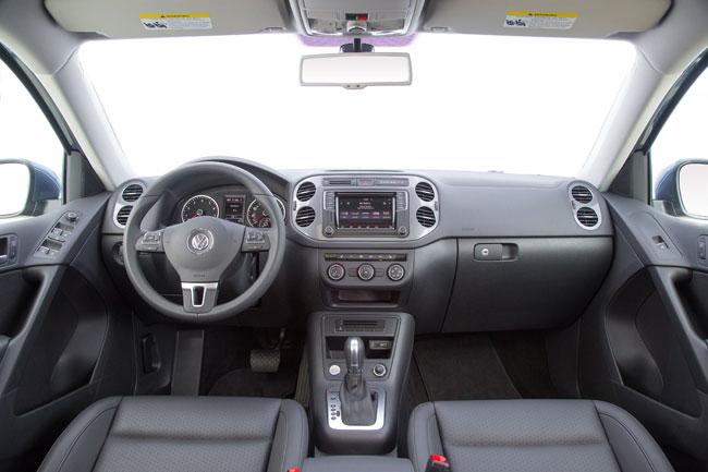 New Volkswagen Tiguan SUV