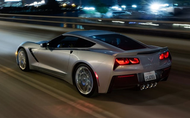 2016 Corvette Stingray