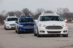 Ford's Self-Driving Cars