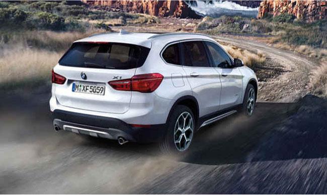 BMW's 2017 X1