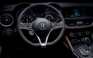 2018 Alfa Romeo Stelvio Interiors