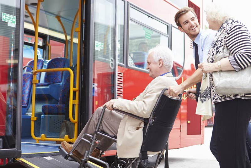 Senior Transport Services