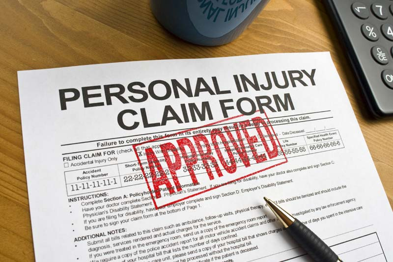 Consider a Personal Injury Claim
