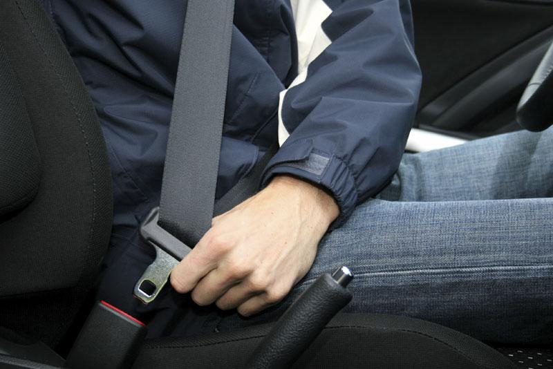 Not Wearing a Seatbelt