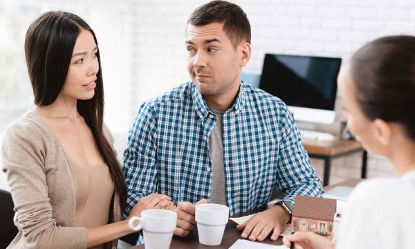 Unmarried Couples Purchase First Home