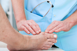 Bunions Foot Pain