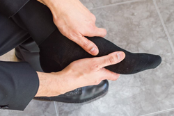 Strenuous Activities Causes foot Pain