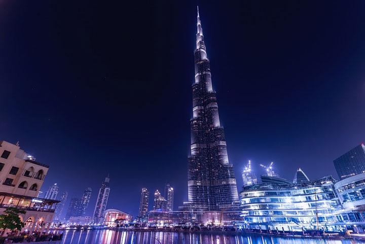 Burj Khalifa Bin Zayed