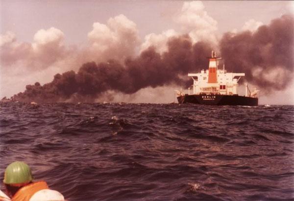 Atlantic Empress in 1979