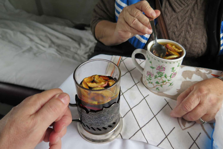 Trans Siberian Railway Tea
