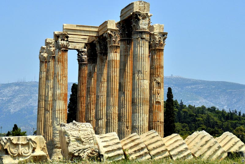 Architectural Wonders of Greece