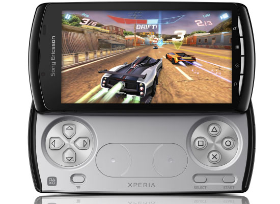 What phone do you have? Xperia-PLAY