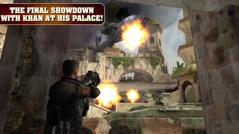 Front Line Commando