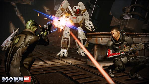Mass Effect Series