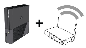 Connect Xbox 360 to the Internet