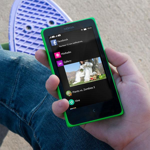 Nokia's X Line