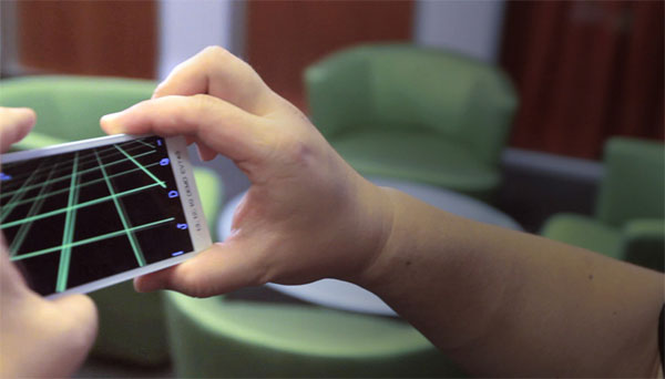 Google Project Tango Tablet Prototype