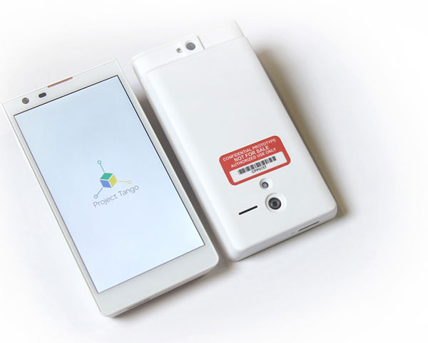 Project Tango Tablet