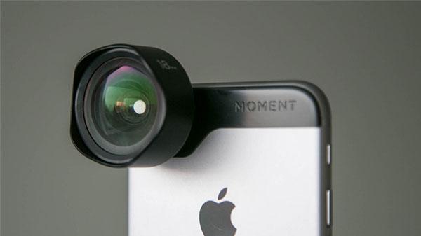 iPhone 6 lens