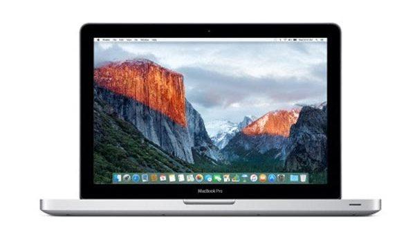 Non-Retina MacBook Pro