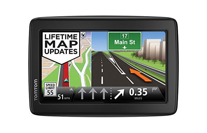 TomTom VIA 1505M World Traveler Edition